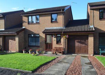 Thumbnail 3 bed link-detached house for sale in Limeside Gardens, Burnside, Glasgow