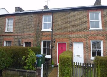 Thumbnail 2 bed terraced house for sale in Lower Paddock Road, Oxhey Village, Watford