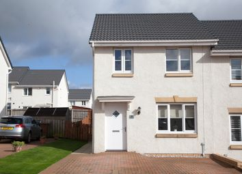 Thumbnail 3 bed semi-detached house for sale in Gooding Crescent, Stevenston