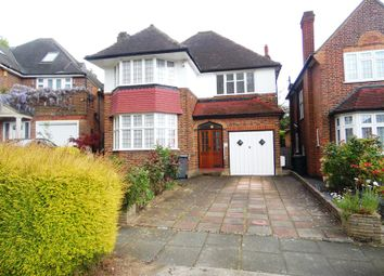 Thumbnail 4 bed detached house for sale in Friars Walk, Southgate, London