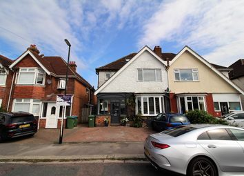 Thumbnail 5 bed semi-detached house for sale in Charlton Road, Shirley, Southampton