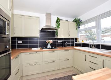 3 bed terraced house for sale in Chipstead Road, Parkwood, Gillingham, Kent ME8