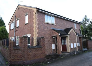 Thumbnail 1 bedroom flat to rent in Heath Street, Biddulph, Stoke-On-Trent