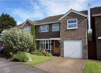 Thumbnail 5 bedroom detached house for sale in Pavillons Way, Brackley