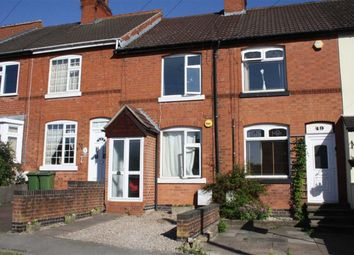 Thumbnail 2 bed terraced house for sale in Pine Road, Glenfield, Leicester
