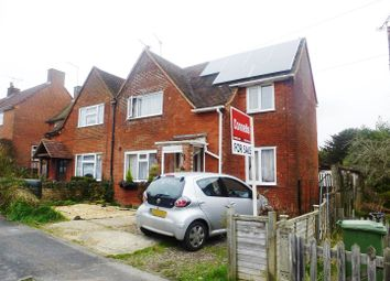 Thumbnail 3 bed semi-detached house for sale in Battery Hill, Stanmore, Winchester