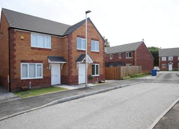 Thumbnail 3 bed semi-detached house for sale in The Lisburn, Newtown, Wigan
