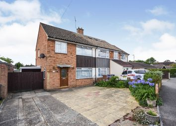 3 bed semi-detached house for sale in Hearsall Avenue, Broomfield, Chelmsford CM1