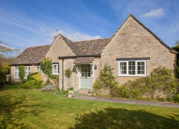 Thumbnail 3 bed detached bungalow for sale in Cross Tree Lane, Filkins, Lechlade