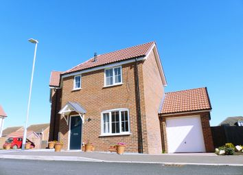 Thumbnail 3 bed semi-detached house for sale in St Vincent Close, Crowland, Peterborough.