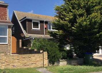 Thumbnail 3 bed semi-detached house for sale in Cissbury Crescent, Saltdean, Brighton, East Sussex