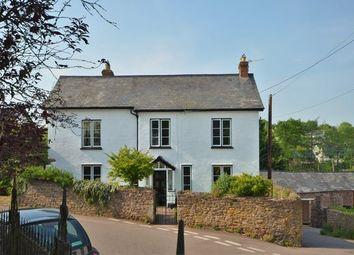 Thumbnail 4 bedroom detached house for sale in Higher Town, Sampford Peverell, Tiverton