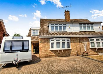 Thumbnail 3 bed semi-detached house for sale in Allensway, Corringham, Stanford-Le-Hope