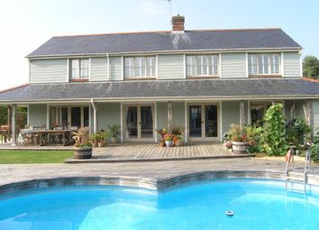 Thumbnail 5 bedroom detached house for sale in Swains Road, Bembridge, Isle Of Wight