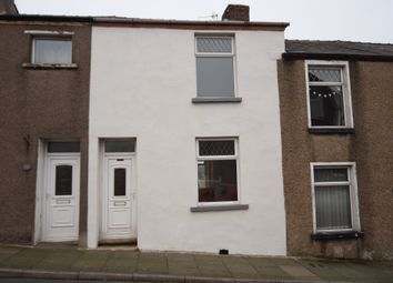 Thumbnail 2 bed terraced house to rent in Cleator Street, Dalton-In-Furness, Cumbria