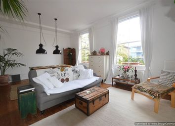 Thumbnail 1 bed flat to rent in Navarino Road, London Fields