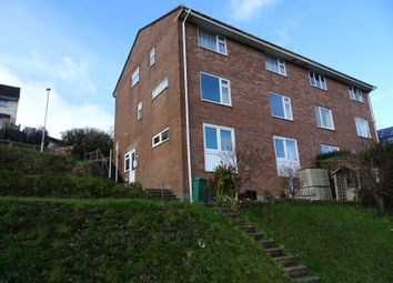 Thumbnail 1 bed flat for sale in 40A Poole Park Road, St Budeaux, Plymouth, Devon