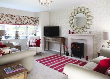 Thumbnail 4 bed detached house for sale in Hill Top Farm, Davenham, Northwich