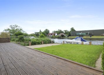 Thumbnail 4 bed detached house for sale in The Island, Wraysbury, Berkshire