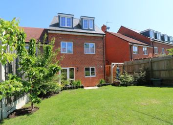 Thumbnail 4 bed town house for sale in Clements Close, Puckeridge, Ware