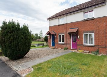 Thumbnail 2 bed terraced house for sale in Matthews Drive, Perth
