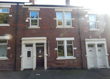 Thumbnail 2 bed flat to rent in Brinkburn Street, Howdon