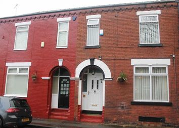 Thumbnail 3 bed terraced house for sale in Belvoir Avenue, Levenshulme, Manchester
