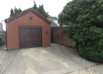 Thumbnail 2 bed bungalow to rent in Carrington Road, Spalding