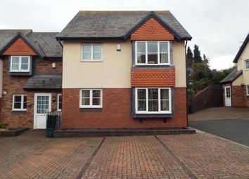 Thumbnail 2 bed flat for sale in Pentre Wech, Conwy, North Wales