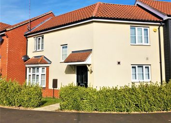 Thumbnail 3 bed terraced house to rent in Fred Ackland Drive, King's Lynn
