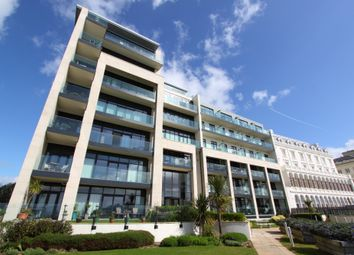 Thumbnail 2 bed flat for sale in Azure, 55 Cliff Road, The Hoe, Plymouth, Devon