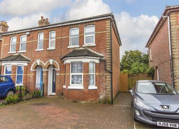 Thumbnail 2 bed semi-detached house for sale in Butts Road, Sholing, Southampton, Hampshire