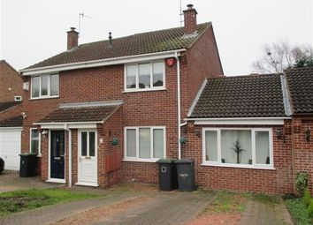 Thumbnail 2 bed semi-detached house for sale in Weightman Drive, Giltbrook, Nottingham
