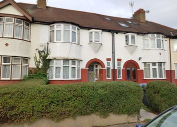 Thumbnail 3 bedroom terraced house to rent in Munster Gardens, Palmers Green, London
