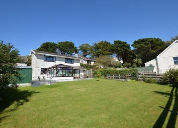 Thumbnail 4 bed detached house for sale in Chyverton Close, Newquay, Cornwall