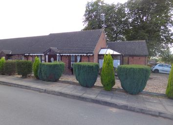 Thumbnail 2 bed detached bungalow for sale in Spinney Drive, Botcheston, Leicester