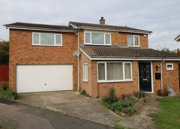 Thumbnail 5 bed detached house to rent in Pollards Close, Wilstead, Bedfordshire