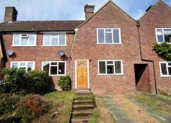 Thumbnail 3 bed terraced house to rent in Fieldway, Haslemere