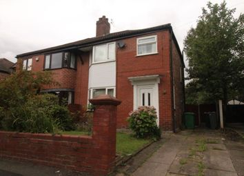 Thumbnail 3 bed semi-detached house to rent in Maywood Avenue, Didsbury, Manchester