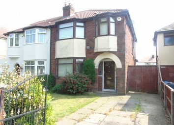 Thumbnail 3 bed semi-detached house for sale in Huyton Lane, Liverpool