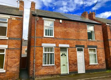 Thumbnail 2 bed property to rent in Hope Street, Brampton, Chesterfield