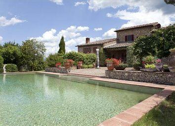 Thumbnail 4 bed farmhouse for sale in Montefiridolfi Fi, Italy