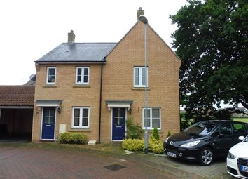 Thumbnail 2 bed property to rent in Kirk Way, Colchester