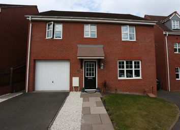 Thumbnail 4 bedroom detached house for sale in Bickon Drive, Quarry Bank, Brierley Hill