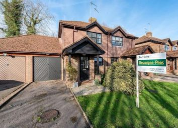 Thumbnail 2 bed semi-detached house for sale in East Horsley, Leatherhead, Surrey