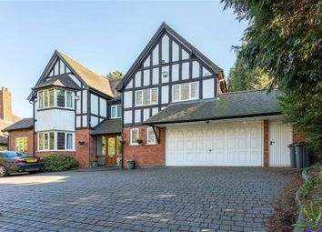 Thumbnail 5 bed detached house for sale in Harborne Road, Edgbaston, Birmingham