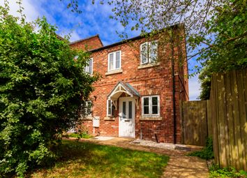 Thumbnail 2 bed end terrace house for sale in Redbourne Mere, Kirton In Lindsey