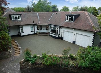 Thumbnail 4 bed detached bungalow for sale in Dales Lane, Whitefield, Manchester