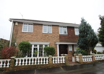 Thumbnail 4 bed detached house to rent in Conifer Close, Orpington