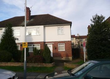 Thumbnail 2 bed flat to rent in Tolcarne Drive, Pinner